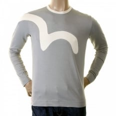 Rare and Original Grey Long Sleeve T Shirt