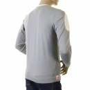 EVISU Rare and Original Grey Long Sleeve T Shirt
