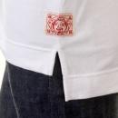 EVISU Rare and Original White Motor Sponsor T-Shirt