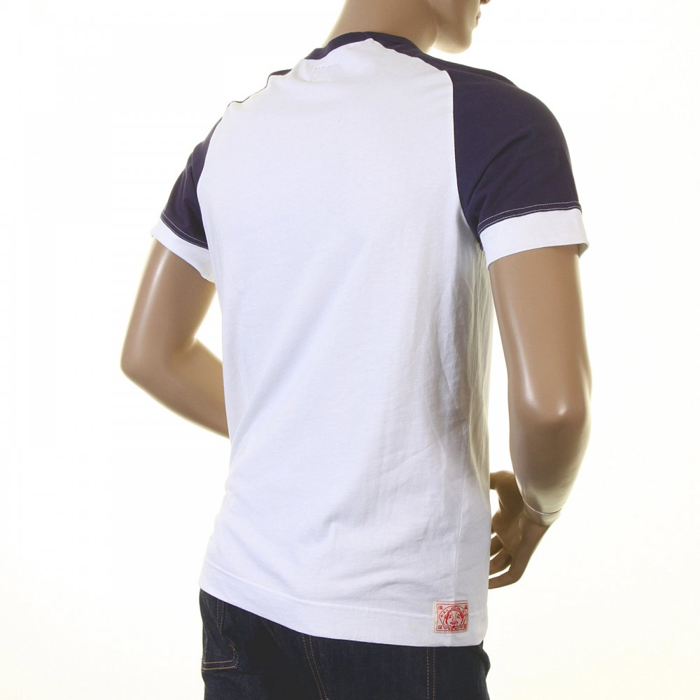 9cd83e931a Buy cool mens t shirts by Evisu for that stunning look online at Niro