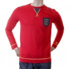 Red rare original long sleeve T shirt