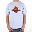 EVISU Royalty sky blue t shirt