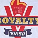 EVISU Royalty sky blue t shirt