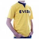 EVISU Saffron Short Sleeve Top