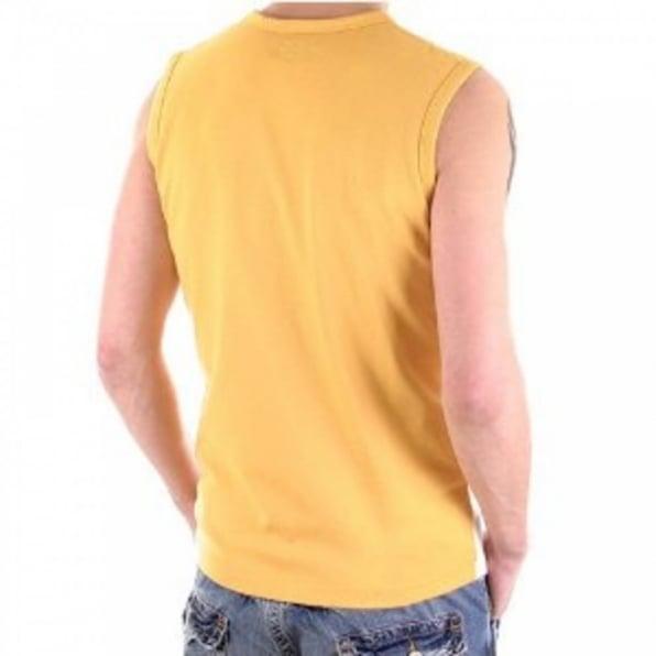 EVISU Triple colour logo t shirt