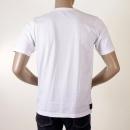 EVISU White Original Evisu Airline Short Sleeved T Shirt