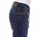 FAKE LONDON Stonewash Regular Fit Jeans