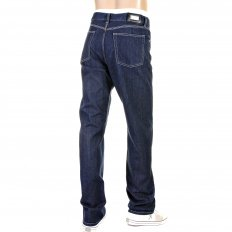 Comfort fit Alabama blue denim jean