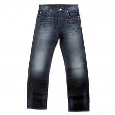 Maine stretch denim straight fit jean