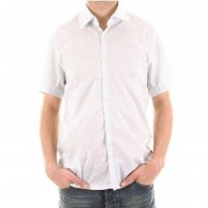 Mens casual short sleeve shirt