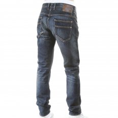 Miami tapered bottom regular fit denim jean
