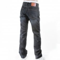 Scout 1 worn finish regular fit denim jean