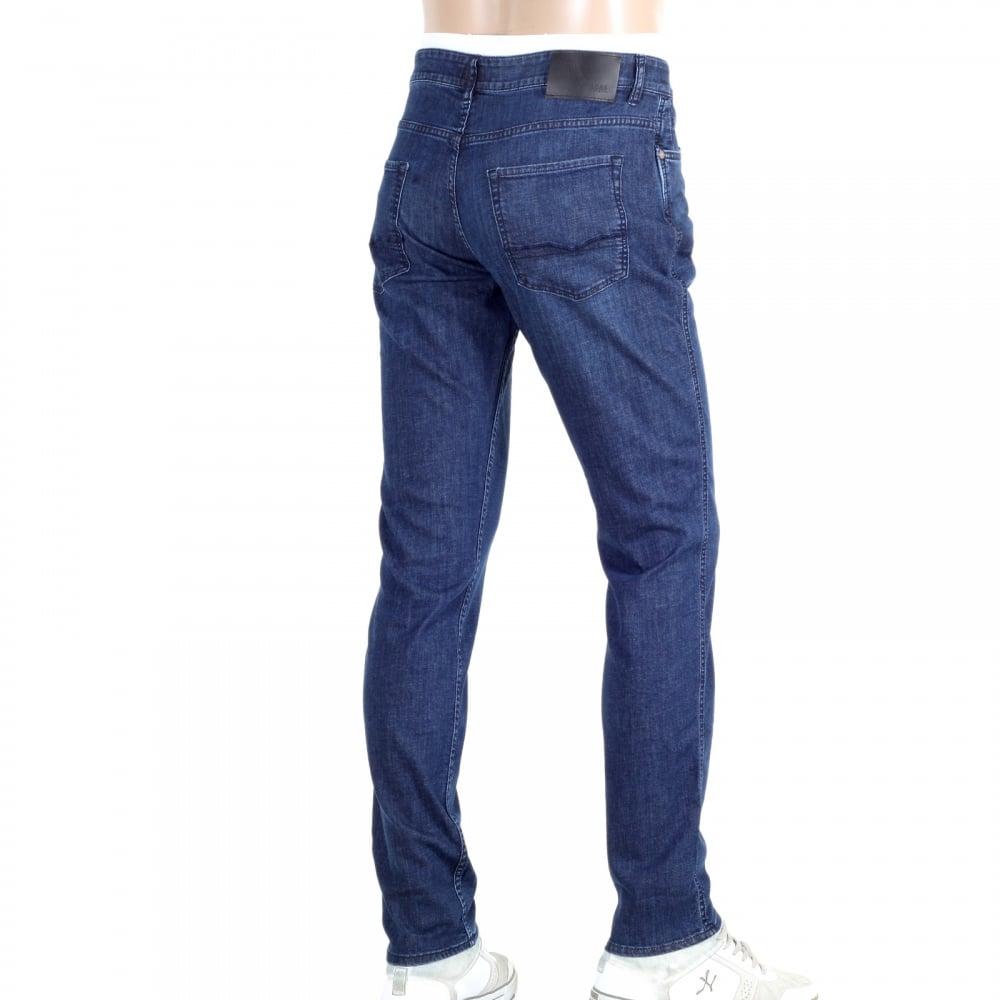 hugo boss black slim fit jeans