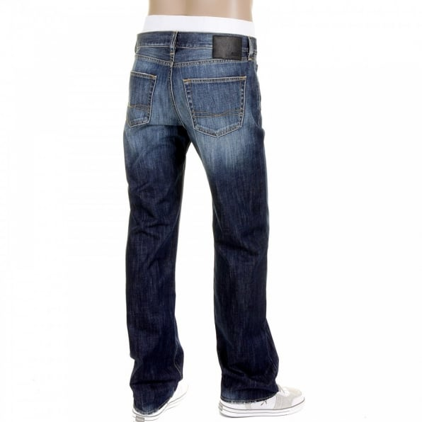 HUGO BOSS BLACK Texas denim jean