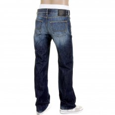 Texas denim jean