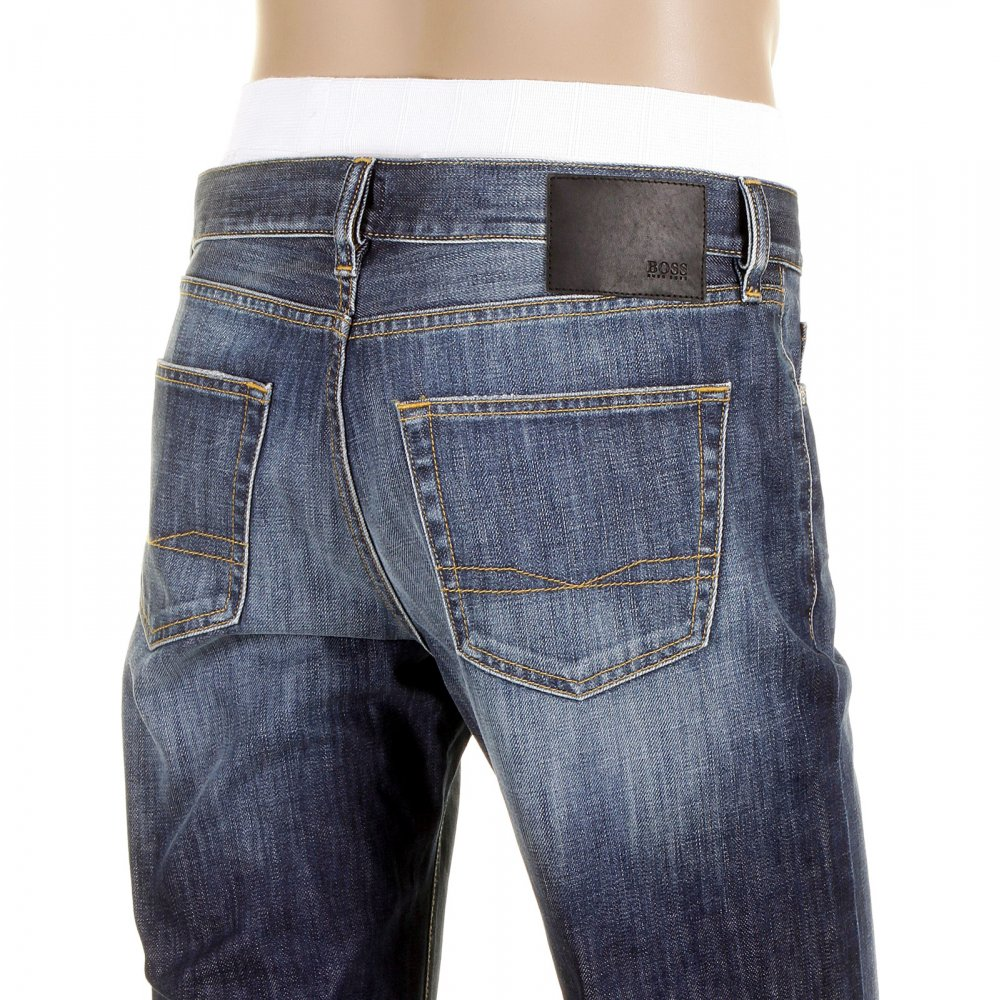 Shop for mens regular fit jeans by HUgo Boss at Niro Fashion 2237000c1