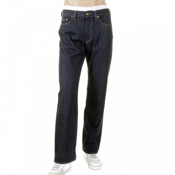 HUGO BOSS BLACK Texas regular fit denim jean