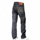 IJIN Big Horn Japan weave regular leg dry denim
