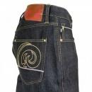 IJIN Big horn organic dry regular leg denim jeans