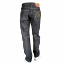 IJIN Big horn vintage dry denim jeans