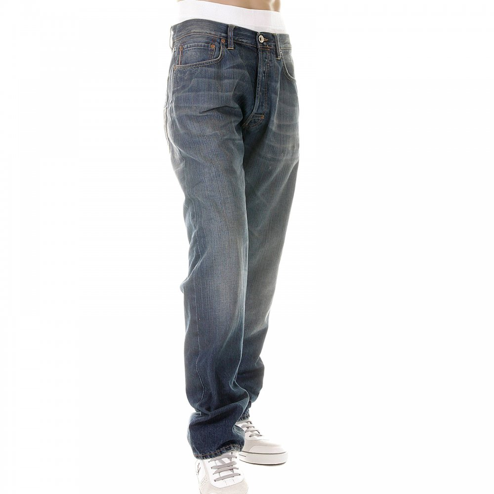cc07494d0e41 Buy selvedge denim mens jeans by Ijin at Niro Fashion