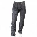 IJIN Fireball Wrap Leg Dry Regular Fit Indigo Denim Jeans
