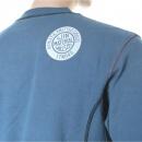 IJIN Flying high logo crew neck sweatshirt