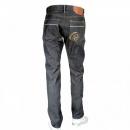 IJIN Little horn Japan weave dry denim jeans