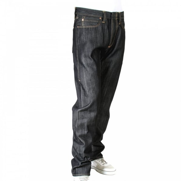 IJIN Sawtooth Dry Denim Jeans
