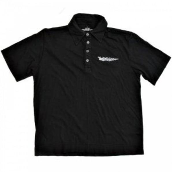 LA AIR LINE Germs Lucha-Line Polo T-Shirt