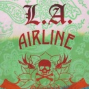 LA AIR LINE Masked T shirt