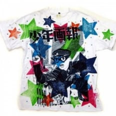 Mauro Star White T shirt