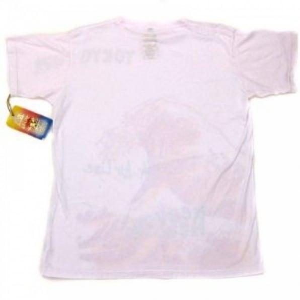 LA AIR LINE Tokyo Pop Mundo T shirt