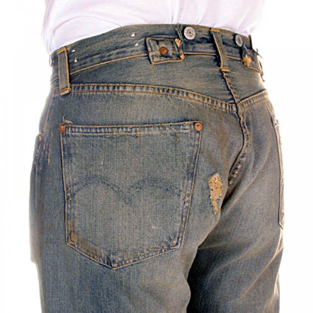 buy 501 limited edition vintage denim by levis jeans nirofashion. Black Bedroom Furniture Sets. Home Design Ideas