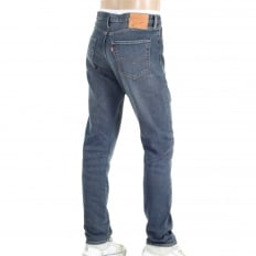 Lower Waist Slim Tapered Fit 522 Littlefield Jeans with Bar Tacked at Stress Points