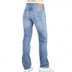 Mens Iron Mount 501 Original Fit Jeans with New Hard Wearing Fabric