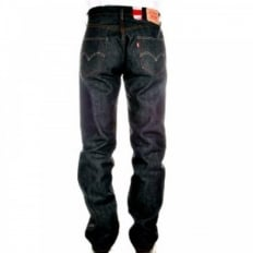 Relaxed Fit 1947 Selvedge Vintage Denim Jeans for Men
