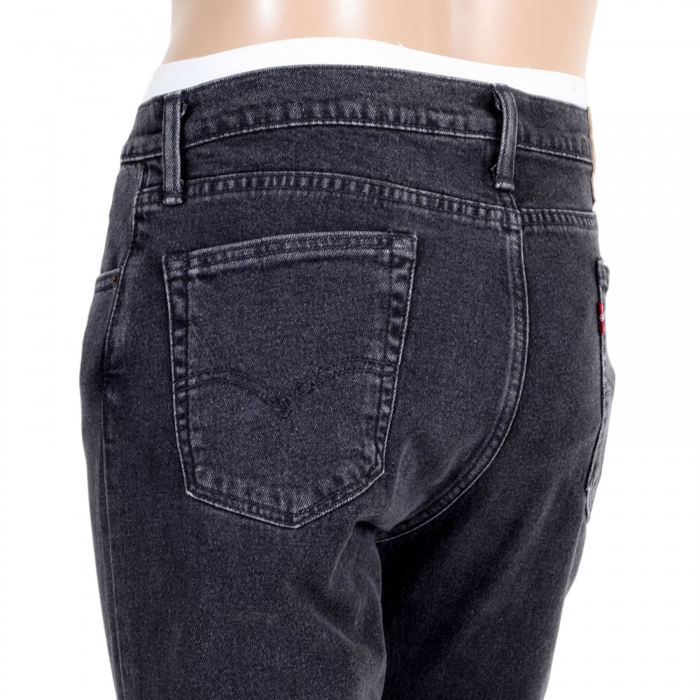Classic and Sophisticated Mens Levis Jeans in Black