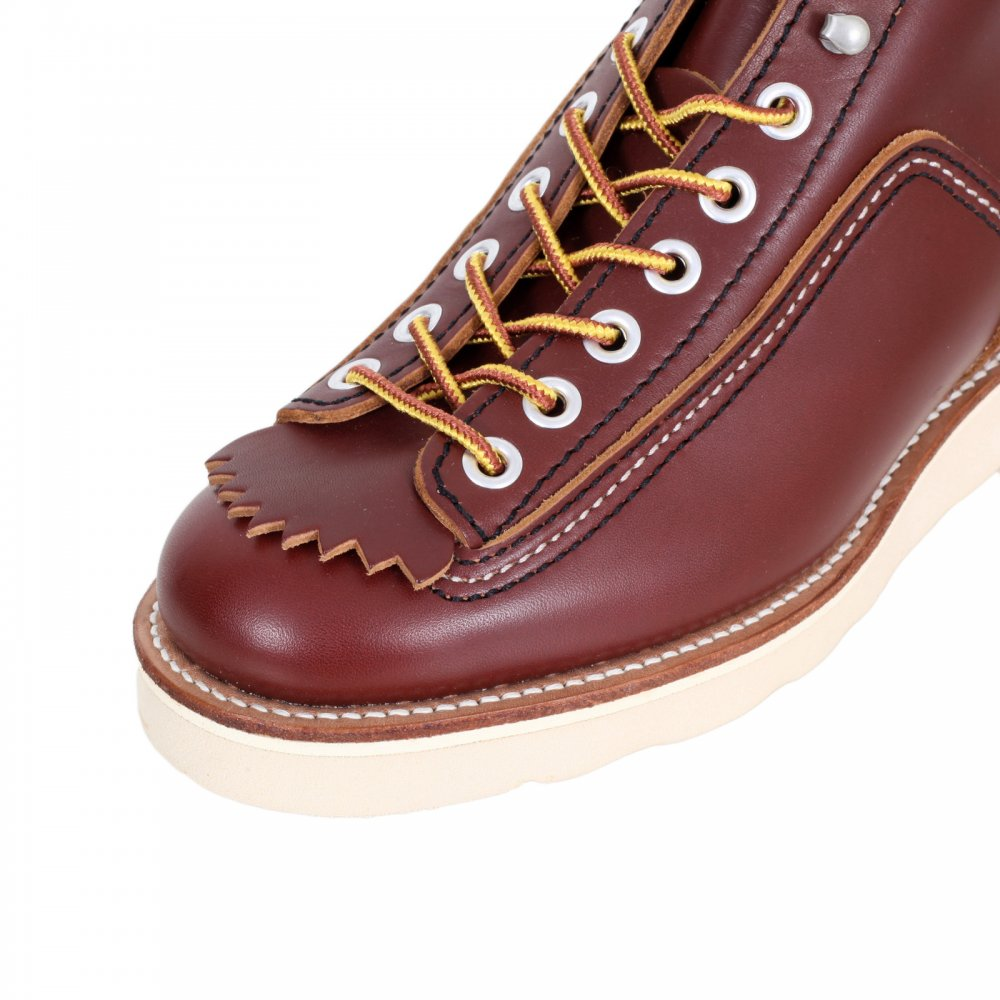 Buy Brown Leather Boots By Lone Wolf At Niro Fashion Uk D Island Shoes Hikers Mens Fashionable Us Oiled Cowhide Goodyear Welted Lace Up Hunter With Removable