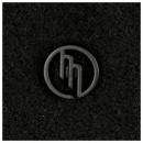 MASSIMO OSTI Black Crew Neck Long Sleeve Knitwear