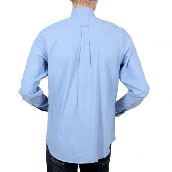 Blue Gant Mens Oxford Shirt