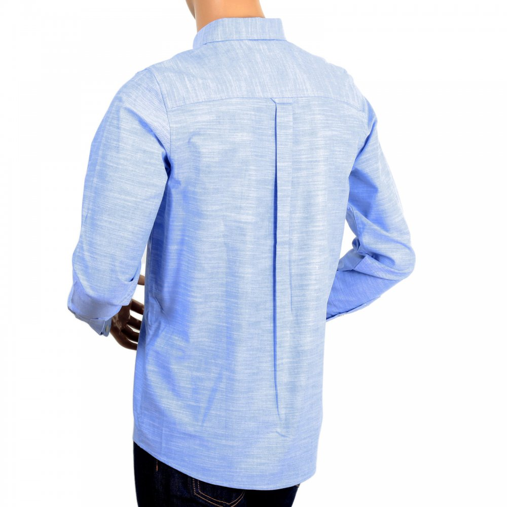 Buy pleasant blue oxford shirts for men by carhartt uk for Men oxford slim fit long sleeve shirt