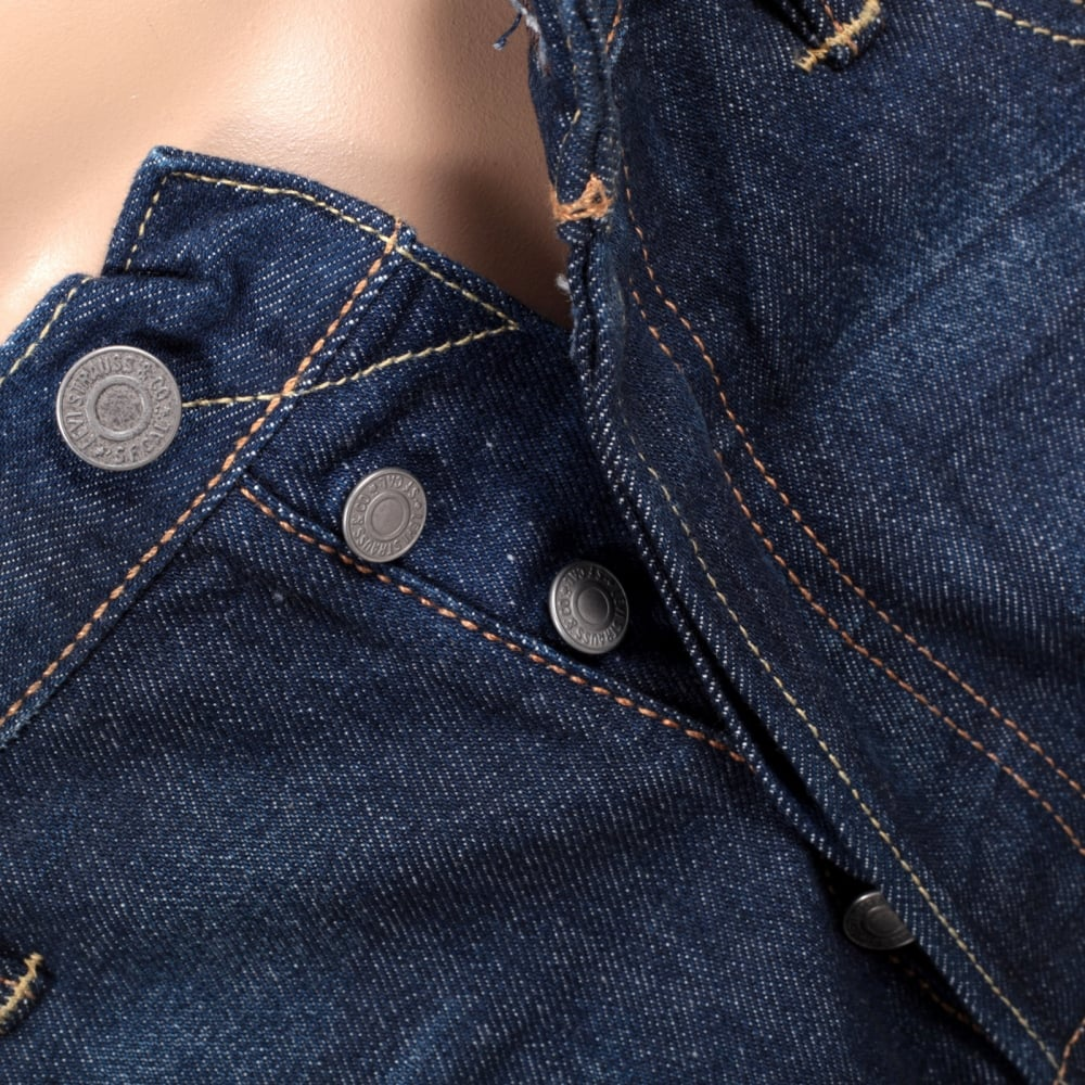 the latest 16d61 2ea77 ... LEVIS Mens Original Fit 501 Regular Waist Straight Leg Button Fly  Washed Blue Chip Jeans by ...