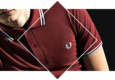 - Fred Perry -