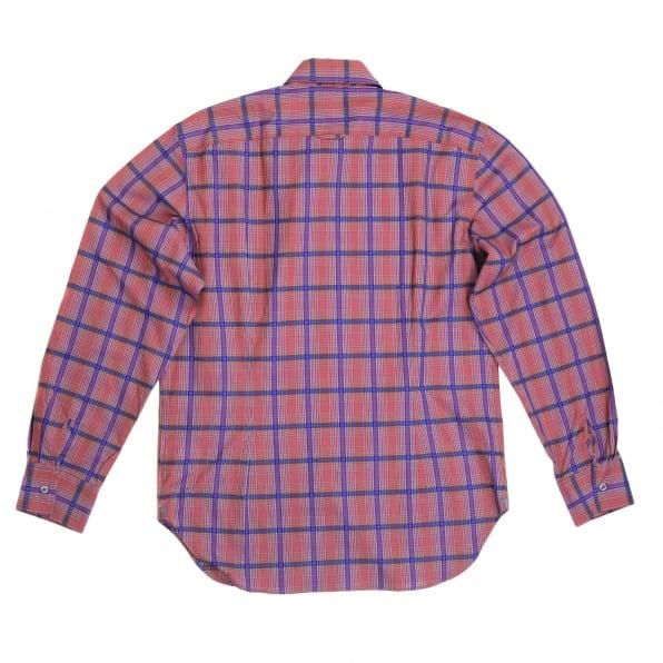 PAUL SMITH Mens Long Sleeve Check Shirt