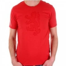 Short Sleeve Red T-Shirt