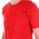 PRINGLE Short Sleeve Red T-Shirt