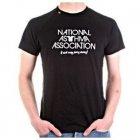 National Asthma Association Black T Shirt