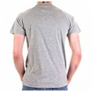 RED DOT National Asthma Association Grey T Shirt