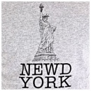 RED DOT Newd York Short Sleeve T shirt